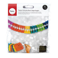 Decorative ribbon, Rainbow