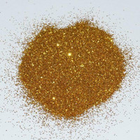 Glitter grout additive, Gold