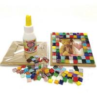 Pyssel för barn, fotoramar, 2 st, DIY