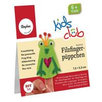 Fingerdocka för barn, DIY
