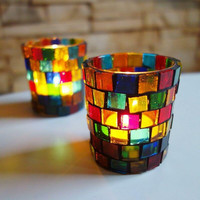 Tealight, 2 pcs, DIY