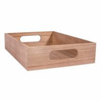 Wooden tray, 24x17 cm