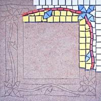 Mosaikspegel, DIY