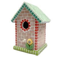Birdhouse, Pastel, DIY
