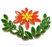 Keramiska löv, Yellow Pepper, 50 g