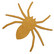 Hämähäkki, 12 cm, MDF