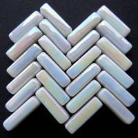 Lasitikut, Iridescent White 50 g