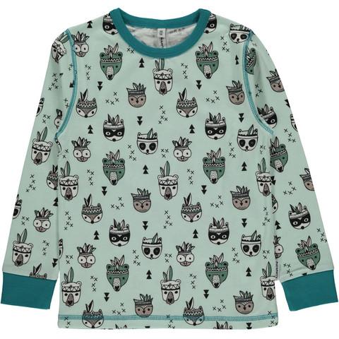 Maxomorra paita animal mix 122 128 - Onnen olohuone 04ec557003