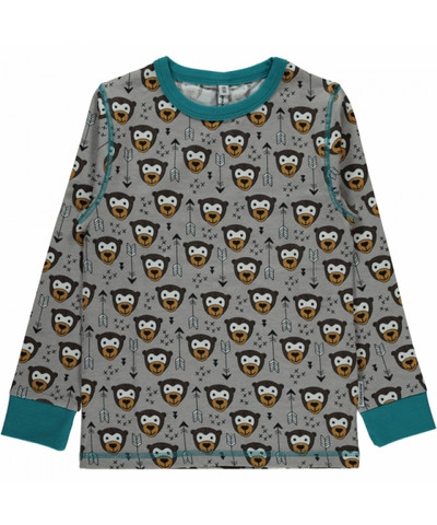 Maxomorra paita Little Arrow Monkey 122/128