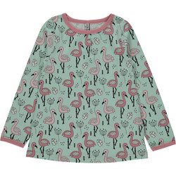 Maxomorra paita A-line Sweet Flamingo 122/128