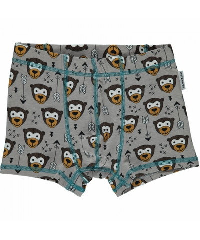 Maxomorra Boxer shorts Little Arrow Monkey 98/104