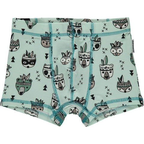 Maxomorra Boxer shorts Animal Mix 110/116