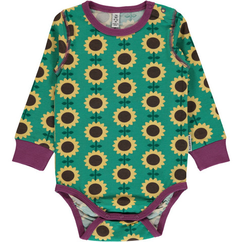 Maxomorra body Sunflower 62/68