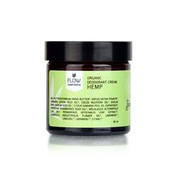 Flow Hamppu deodoranttivoide herkälle iholle 60 ml