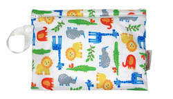 Imse Vimse wet bag Wildlife/zoo