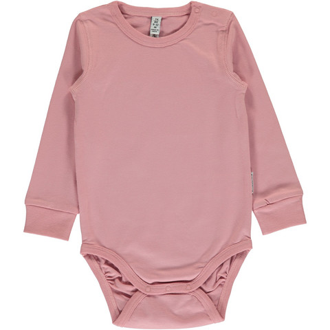 Maxomorra body Dusty pink 74/80