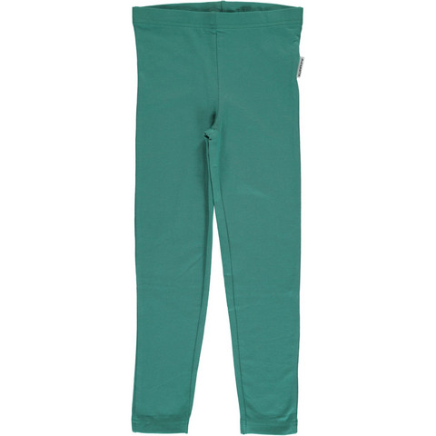 Maxomorra Leggins Green Petrol 86/92