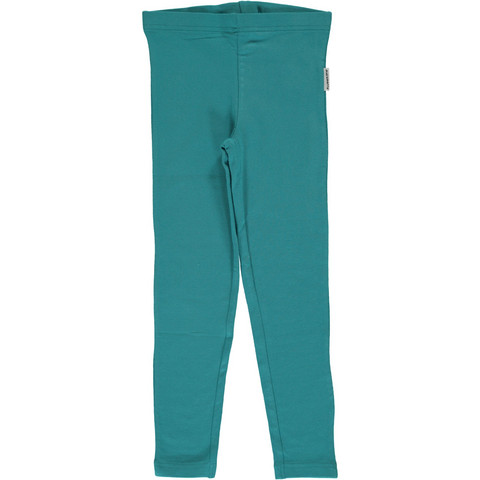Maxomorra Leggins Soft Petrol 50/56