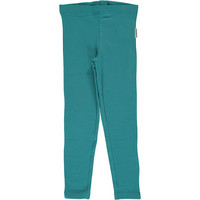 Maxomorra Leggins Soft Petrol 110/116