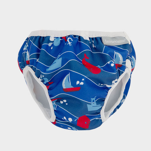 Imse Vimse uimahousut Blue Deep M 7-10 kg