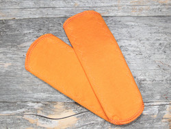 Pikkuhousunsuoja trikoo SENSITIVE Oranssi