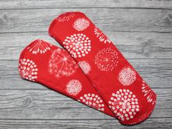 Normaaliside trikoo SENSITIVE puhalluskukka punainen