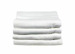 Imse Vimse vaippaharso valkoinen 70x70 cm 4 kpl setti
