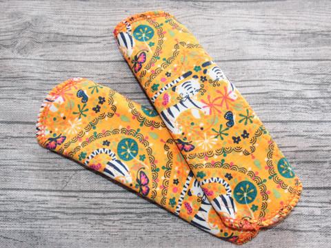Pikkuhousunsuoja trikoo SENSITIVE tiikeri oranssi