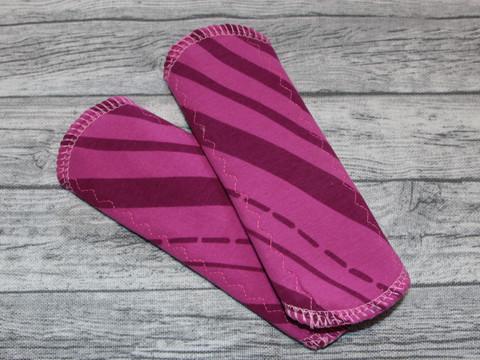 PHS BASIC trikoo Vinoraita pinkki