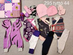 Pakkaus tyttö koko 44 nro 295