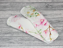 Normaaliside trikoo SENSITIVE Hento kukka vaaleanpunainen