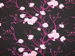 Trikoo Cherry Blossom Fuchsia