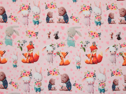 Trikoo Cuteness Overload Pink