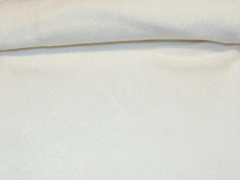 Bambujoustofrotee luonnonvalkoinen per 10 cm