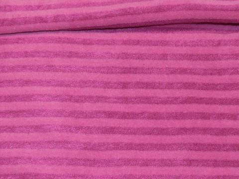 Bambujoustofrotee pinkkiraita per 10 cm