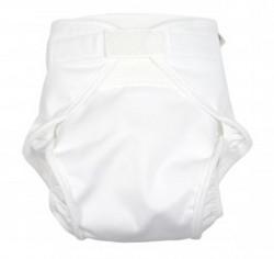 Imse Vimse Soft vaippakuori valkoinen NB 2,5-5 kg