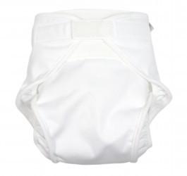 Imse Vimse Soft vaippakuori valkoinen S 4-8 kg