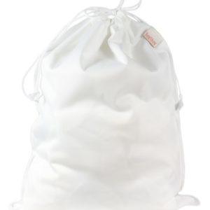 Imse Vimse vaippapussi 45x35 cm naruilla valkoinen