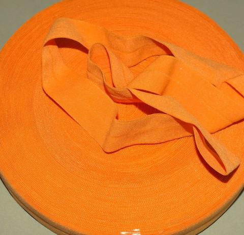Joustokanttinauha appelsiini per 10 cm