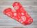 Superside BASIC trikoo Puhalluskukka punainen