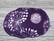Pesulaput 5 kpl setti trikoo Puhalluskukka violetti