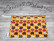 Royalkestot pikkupussi vetoketjulla 25x14 cm Sieni ja siili