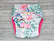 Royalkestot taskuvaippa Lintu ja kukat coolmaxilla L 10-15 kg