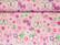 Br pul Perhonen vaaleanpunainen per 10 cm