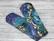 Pikkuhousunsuoja joustocollege SENSITIVE perhonen ja sulka violetti