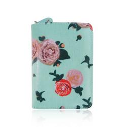 Lompakko, Midsummer Roses Mint Green