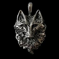 Kirurginteräsriipus, Wolf (susi)