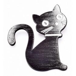 Rintaneula, Kissa (musta)