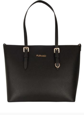 Laukku, Flora & Co, Black Womans Handbag