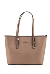 Laukku, Flora & Co (Metal Brown Womans Handbag)